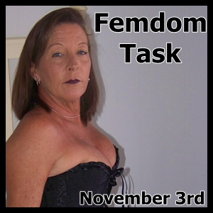 femdom task