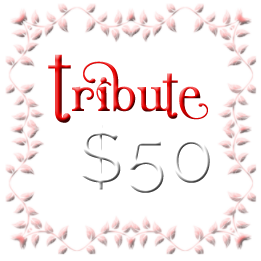 Pay pig Tribute - $50