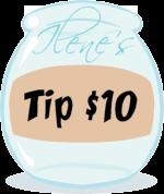 tip me $10