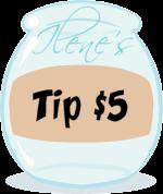 tip me $5
