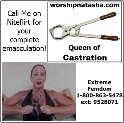 castration and emasculation