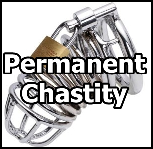 permanent chastity