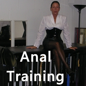 anal training