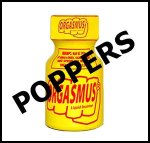poppers stroking