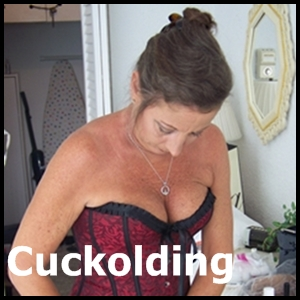 cuckolding female led relationship