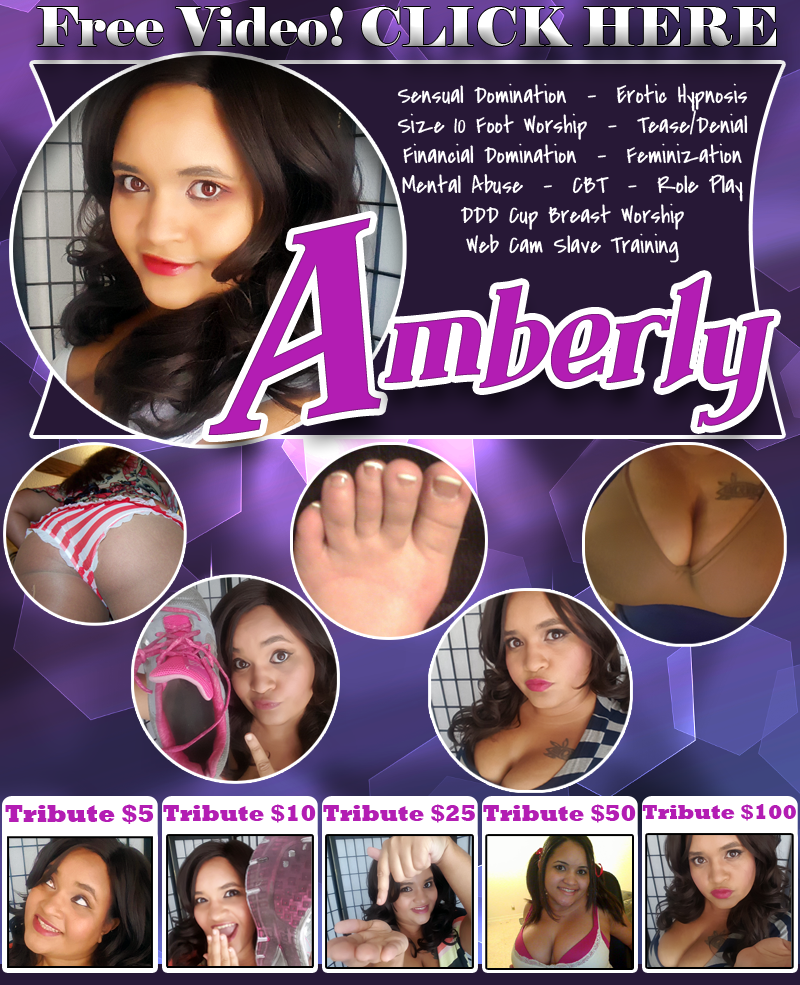 Goddess Amberly Is The Top Bbw Fem Dom And The Premier Blackmail Domme Of Niteflirt With Massive Lush Tits And An Innocent Face It Is Easy To See Why So