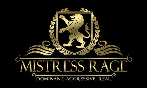 Mistress Rage FemDom Dominatrix Domme BDSM fetish Humiliatrix