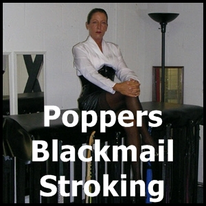 blackmail poppers