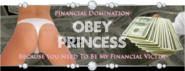 Financial Domination by Greedy Princess Avery