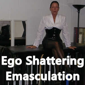 Female Domination Emasculation