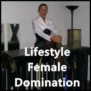 Domination Lifestyle Femdom