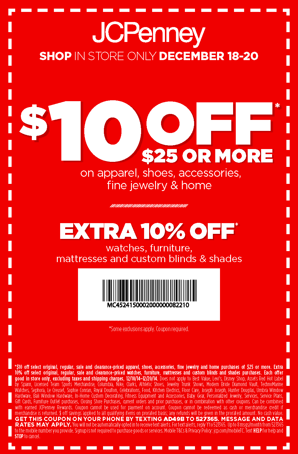 4153ac800 ... enlace. ofertas holiday huge sale 2014 en jcpenney estados unidos - 01