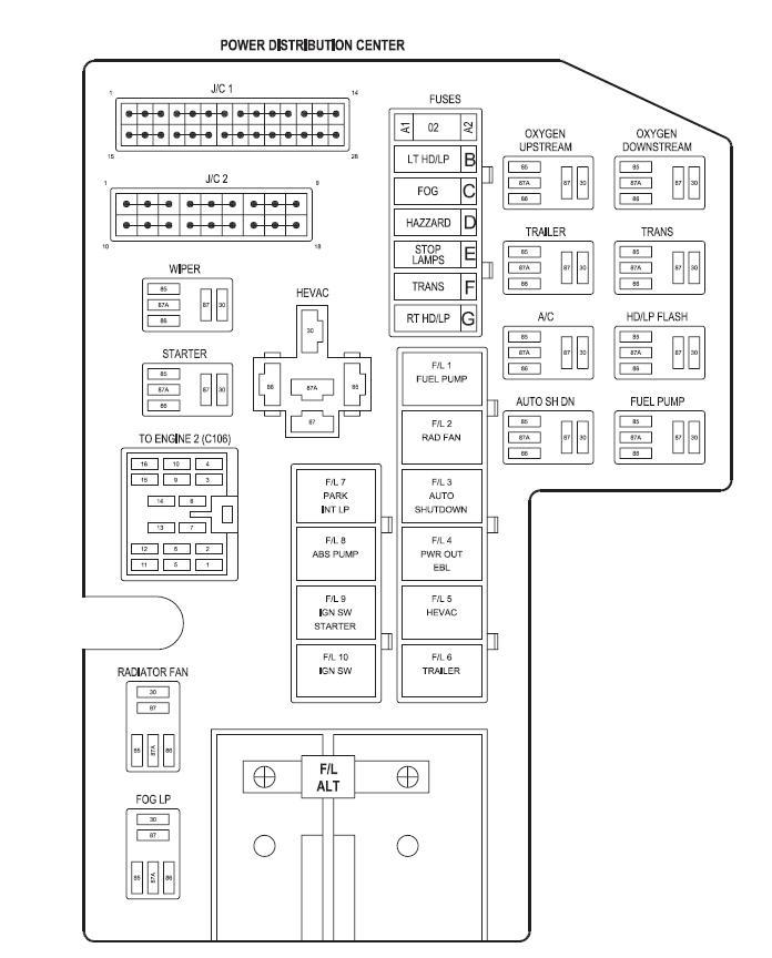 2000 dakota slt fog lights wiring harness relay. Black Bedroom Furniture Sets. Home Design Ideas