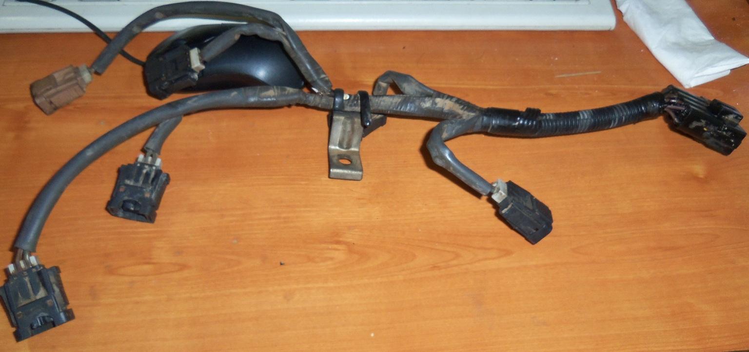2001 Dodge Caravan Fuel Injector Wiring Harness