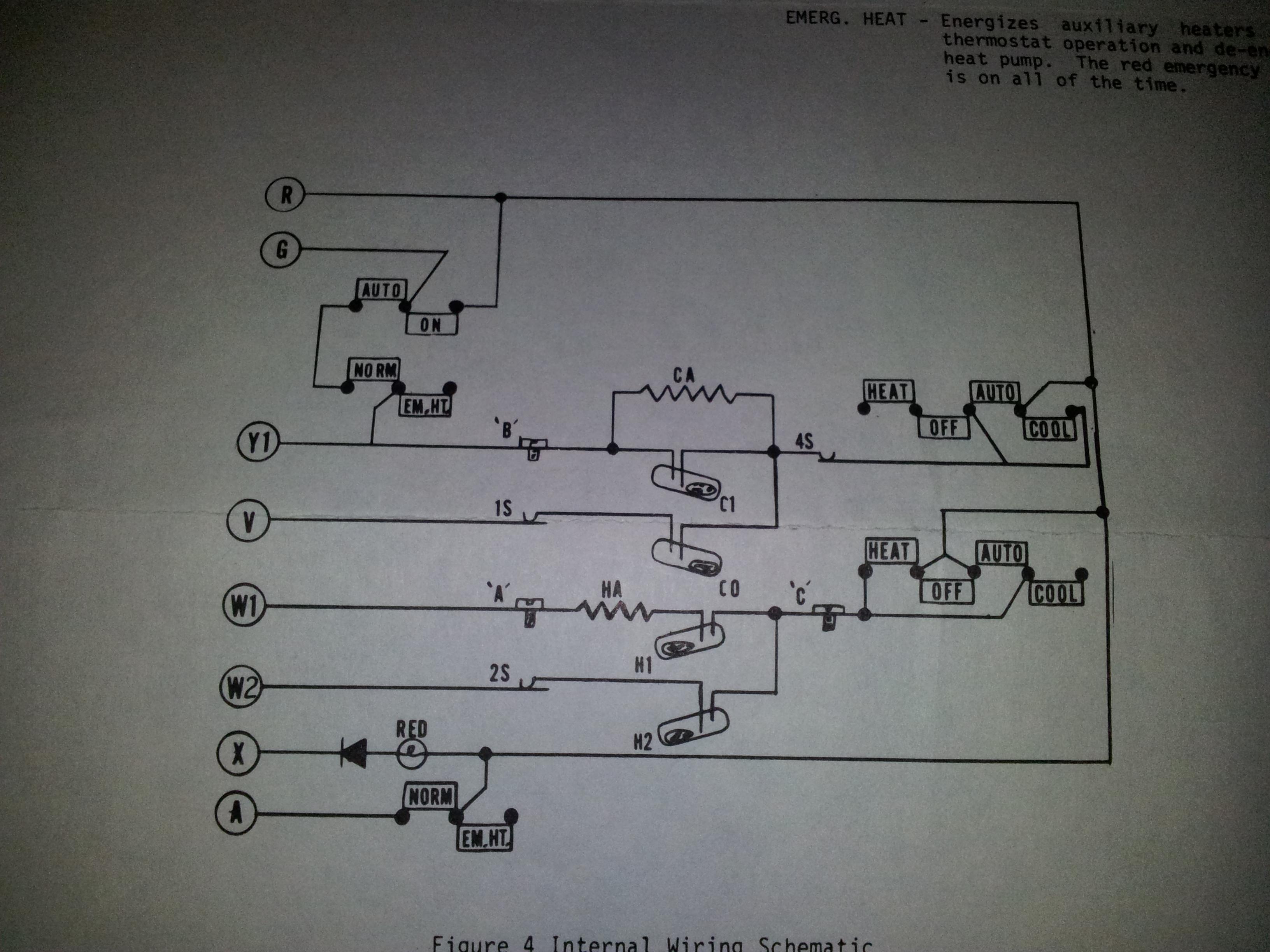 Reversing Valve Wiring Diagram
