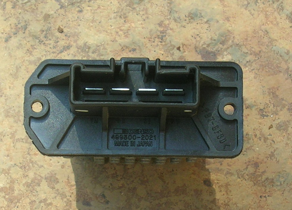 Toyota Blower Motor Linear Controller