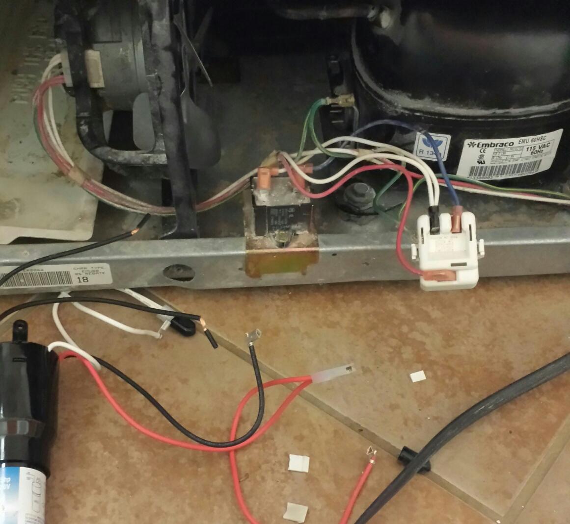 whirlpool refrigerator start relay wiring diagram images clothes refrigerator relay wiring diagram in printable