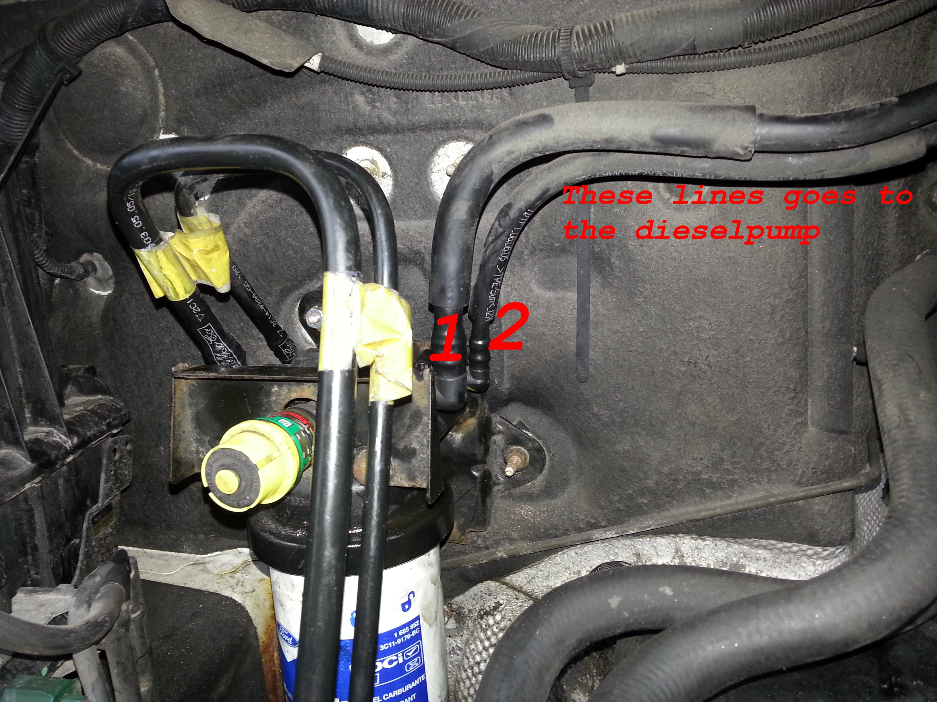 2012 Ford Transit Connect Engine Diagram Real Wiring 2 0 Tdci Timing Duratec
