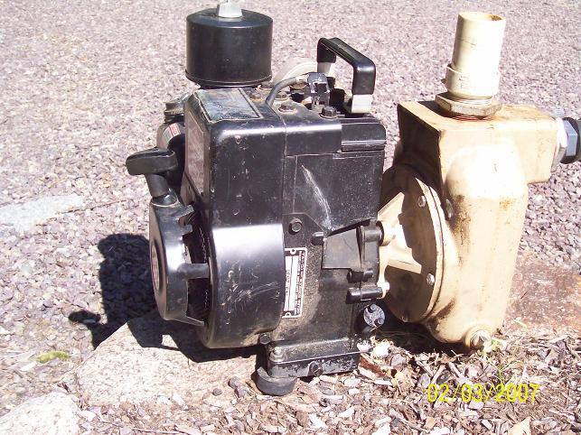 Uses for an Old Lawn Vertical Shaft Motor