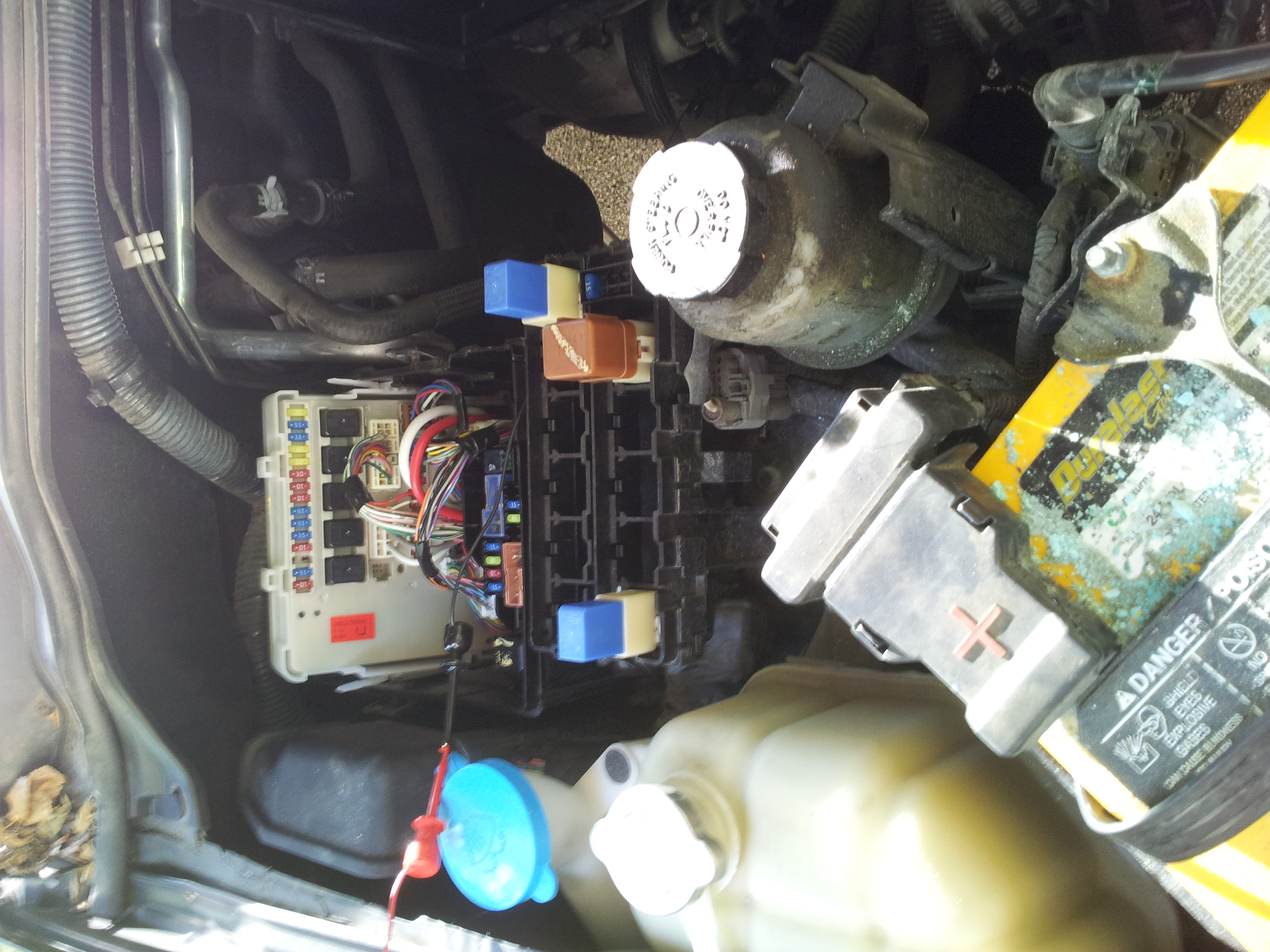 older electrical fuse boxes nissan frontier where is the clutch interlock relay in my