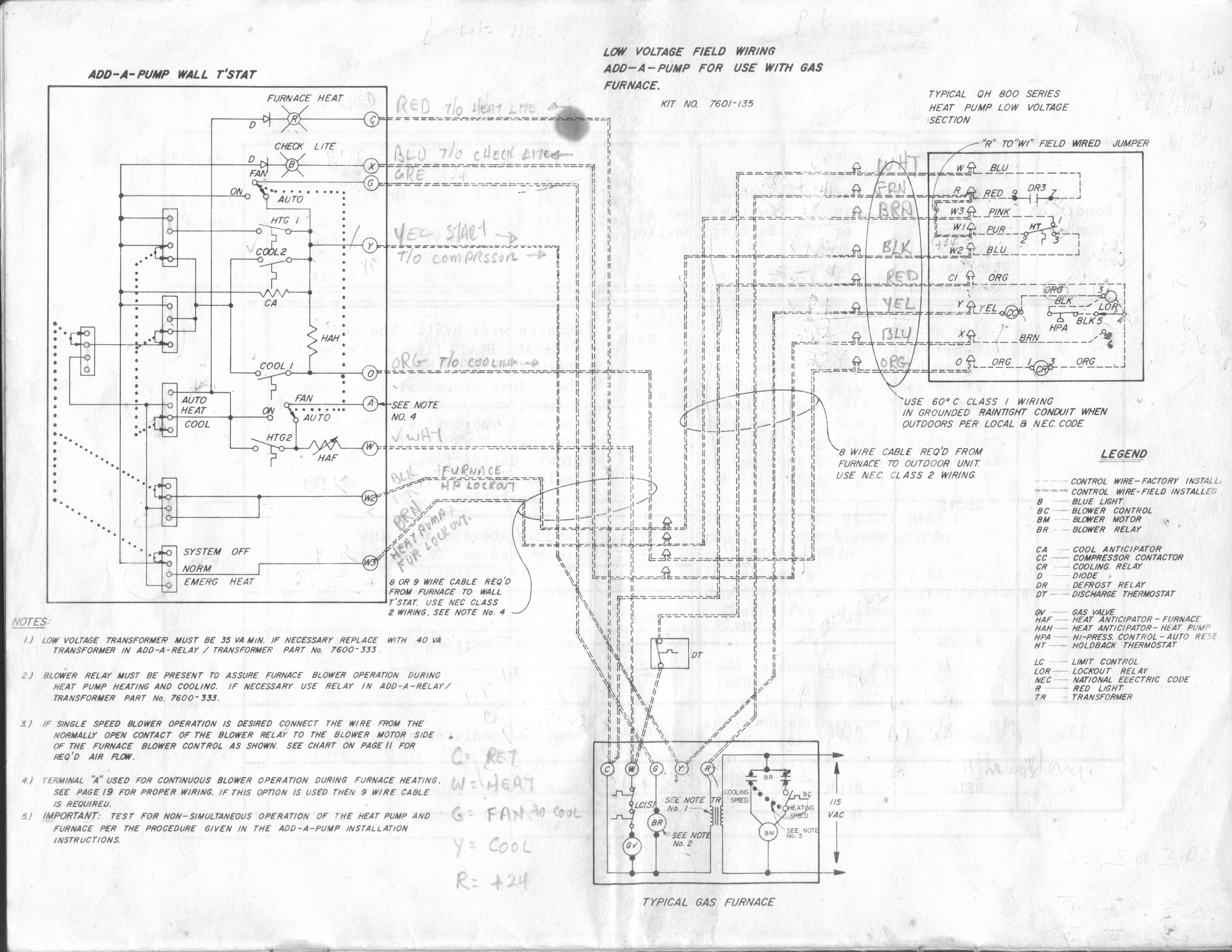 Honeywell Thermostat Rth7500 Wiring Guide Download Diagrams Gibson Furnace Diagram 40 Wire Connection Rth7500d