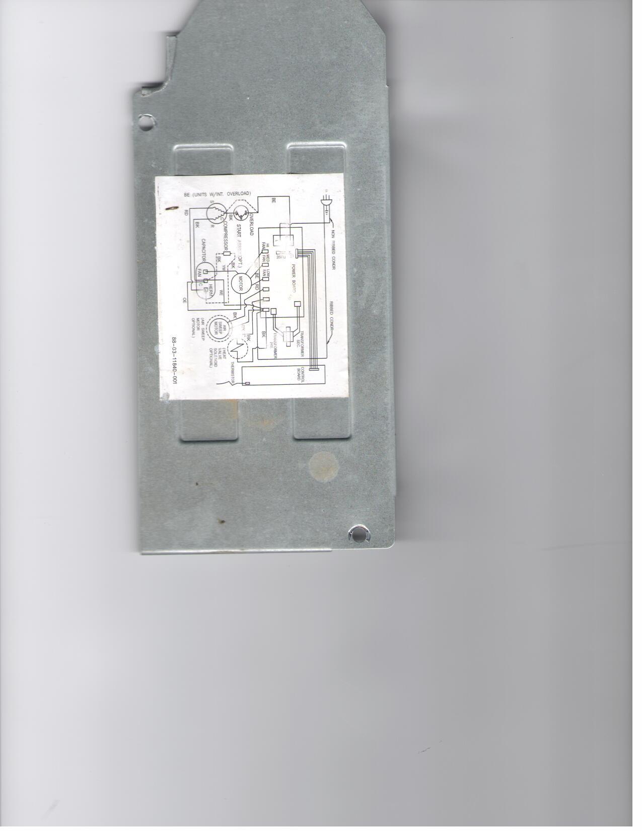 maytag/fedders 14,500 btu window a/c unit mod# xxxxx ac wiring diagram pdf