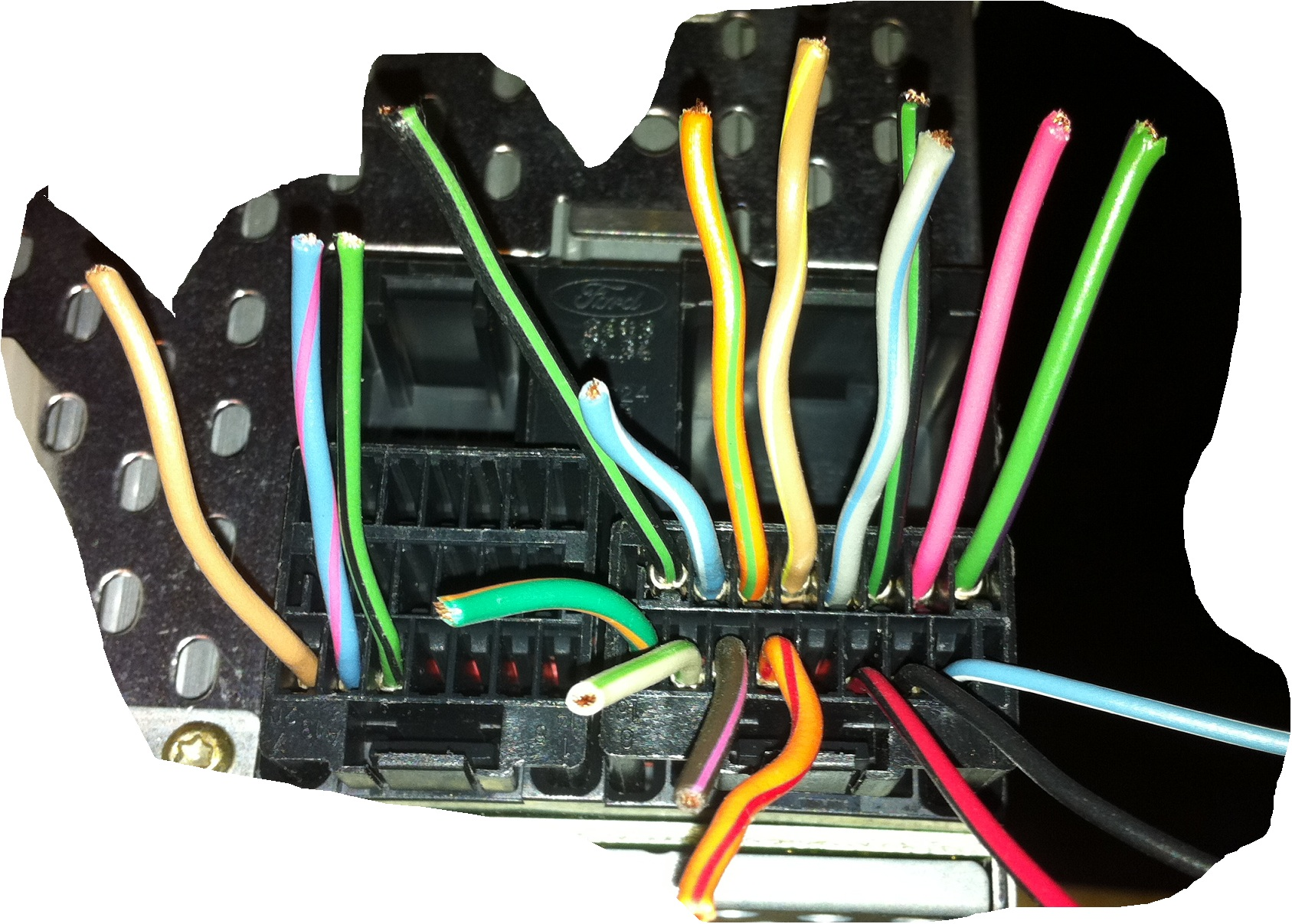 Ford Aerostar Radio Wiring Wire Center \u2022 1996 Ford Thunderbird Wiring  Diagram 1996 Ford Aerostar Stereo Wiring Diagram