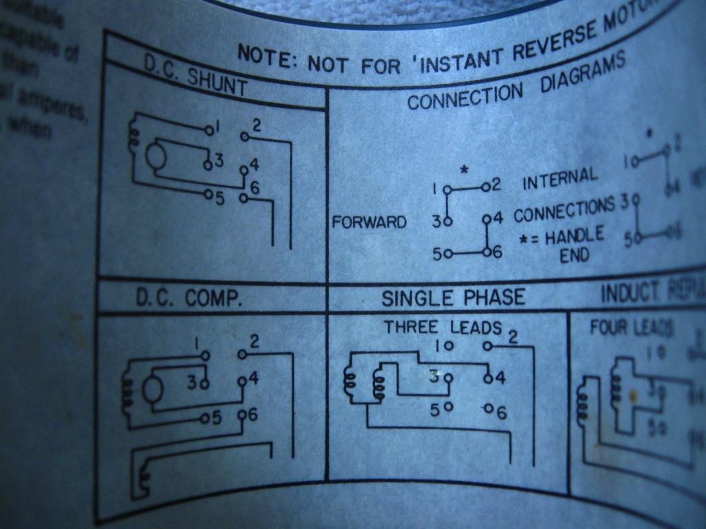 dayton single phase motor wiring diagrams dayton split