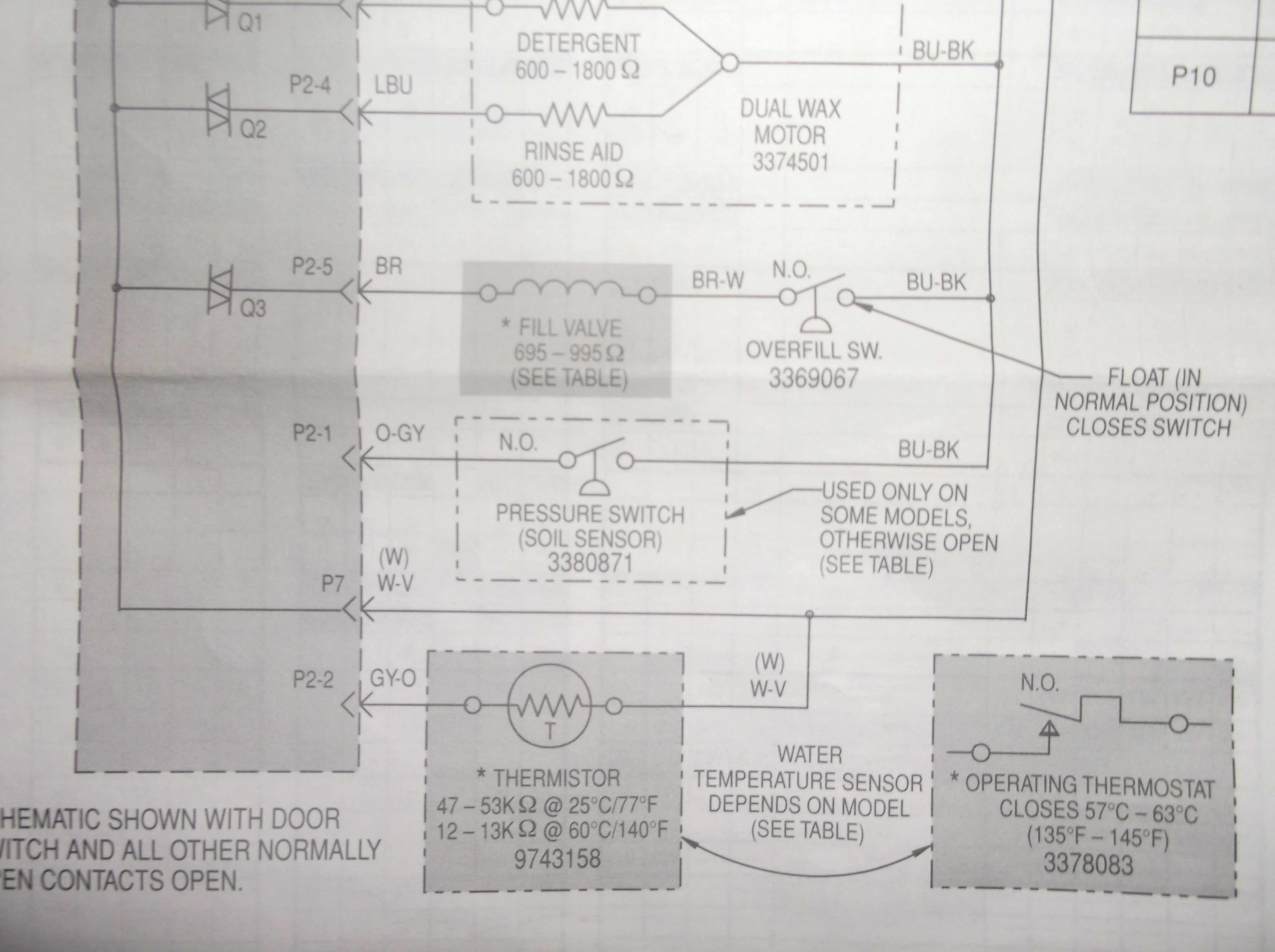 Dscf on Kenmore 665 Dishwasher Wiring Diagram
