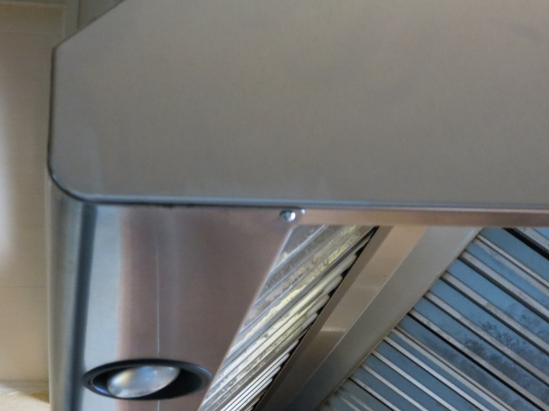 I Have A Thermador Professional Series Island Range Hood And