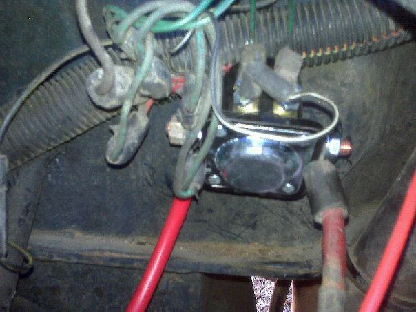jeep yj wiring harness jeep yj wiring solonoid 1987 jeep wrangler sport: old one..fried..hooked..ride of ...
