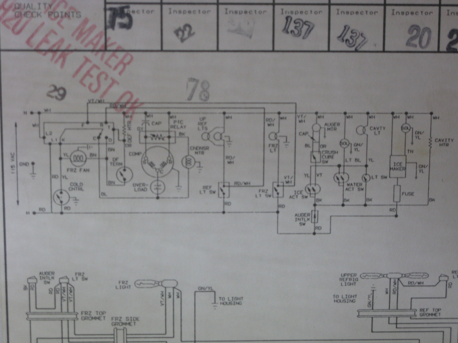amana defrost timer wiring diagram amana refrigerator wiring diagram defrost  board wiring diagram defrost control timer