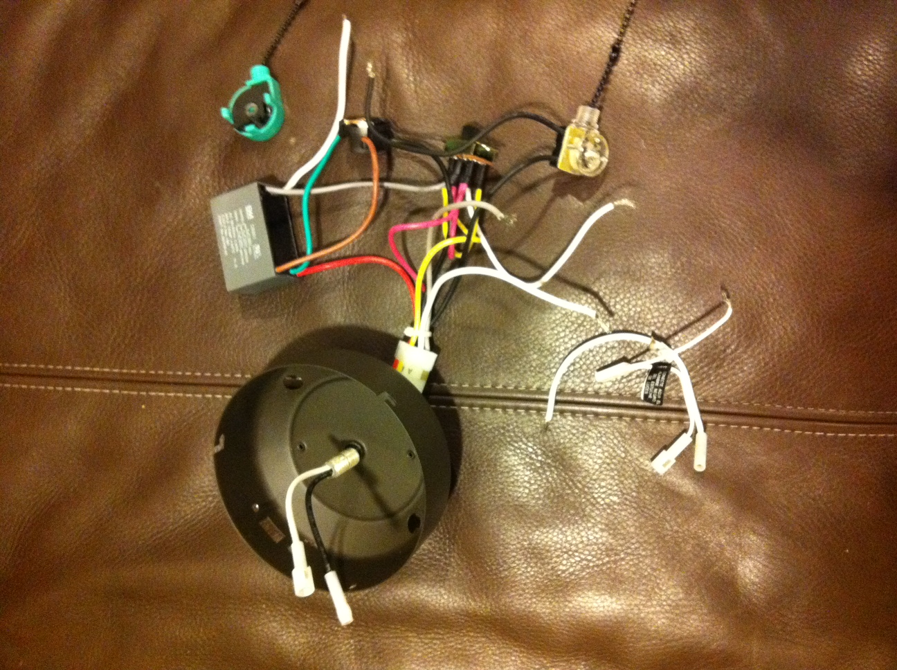 Hunter Ceiling Fan With Light Kit Wiring Diagram Best Secret Humidistat Control White Black Parts Fans