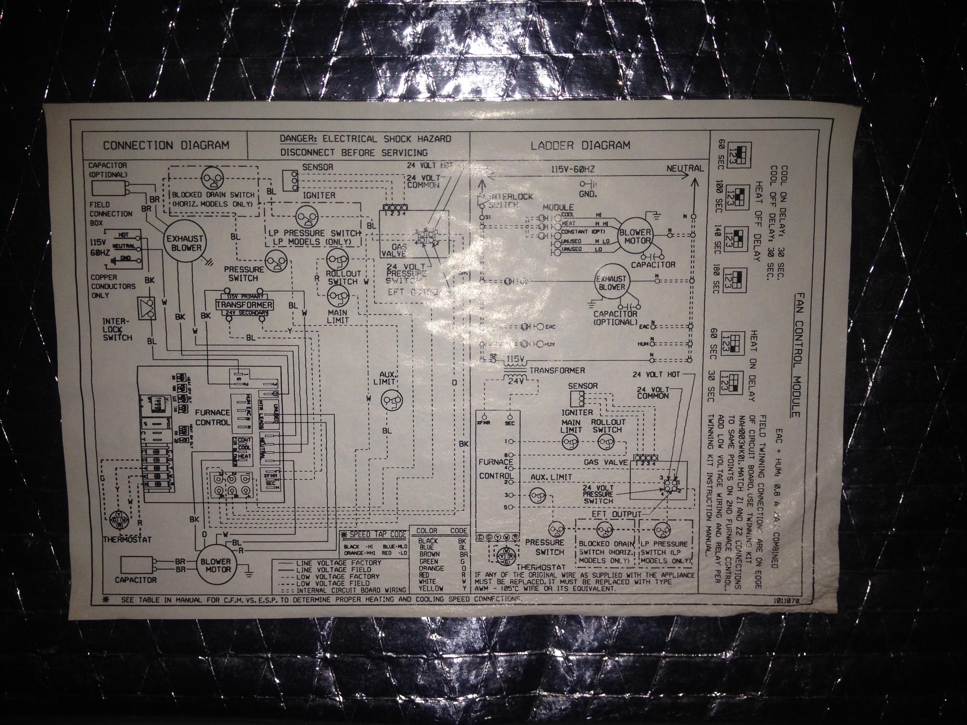 comfortmaker wiring diagram  | 545 x 539
