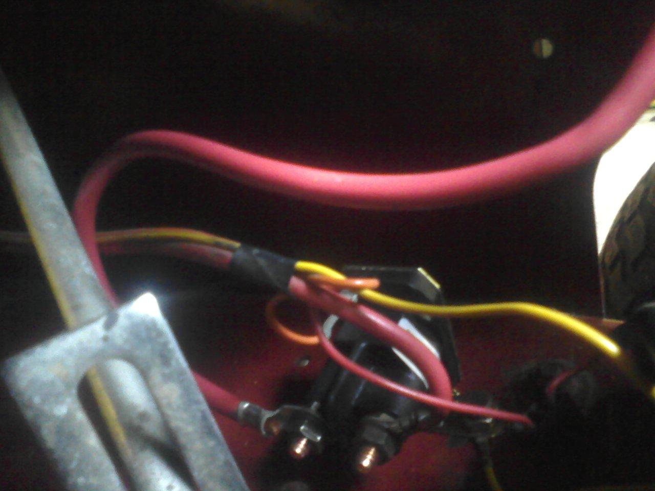 lawn mower solenoid wiring diagram mtd lawn mower wiring