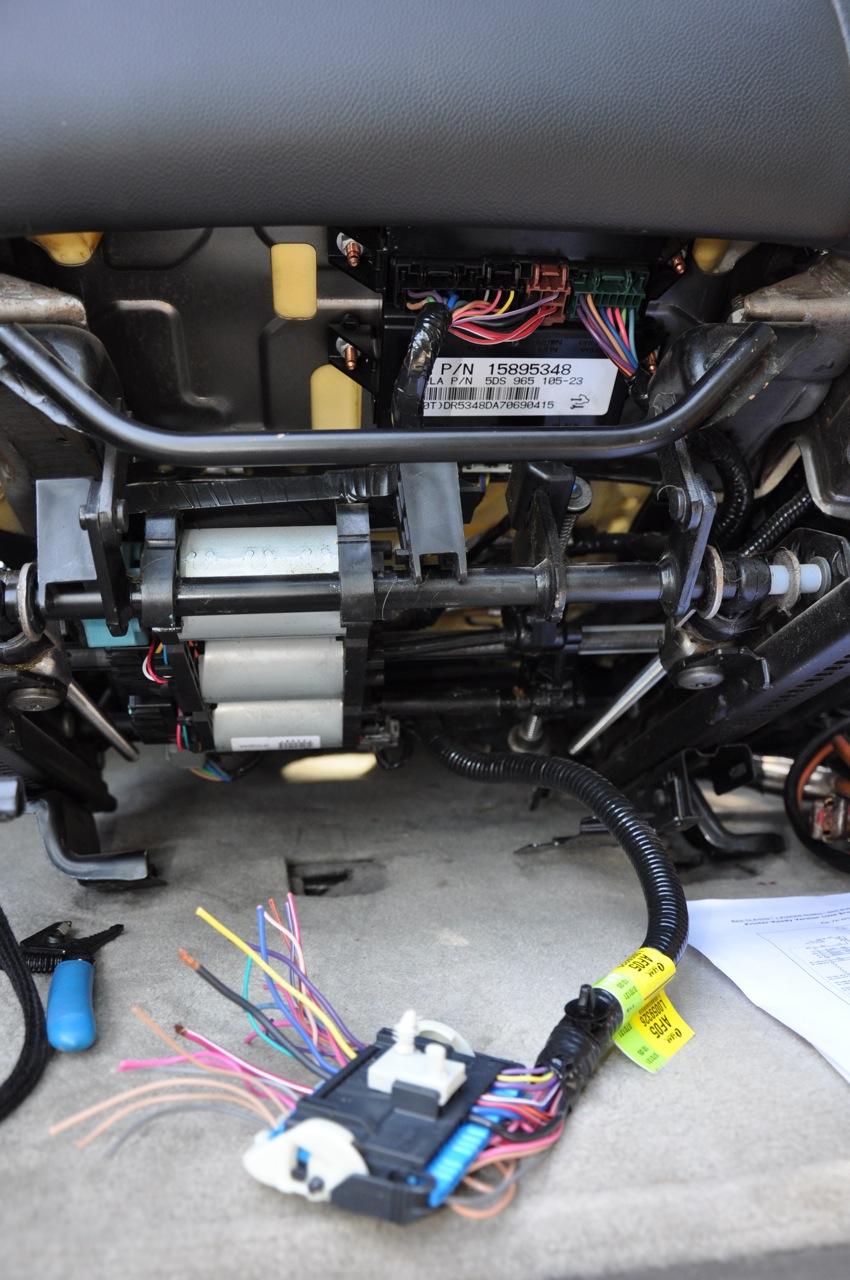 2008 Chevy Silverado 2500  Wiring Diagram  Main Junction