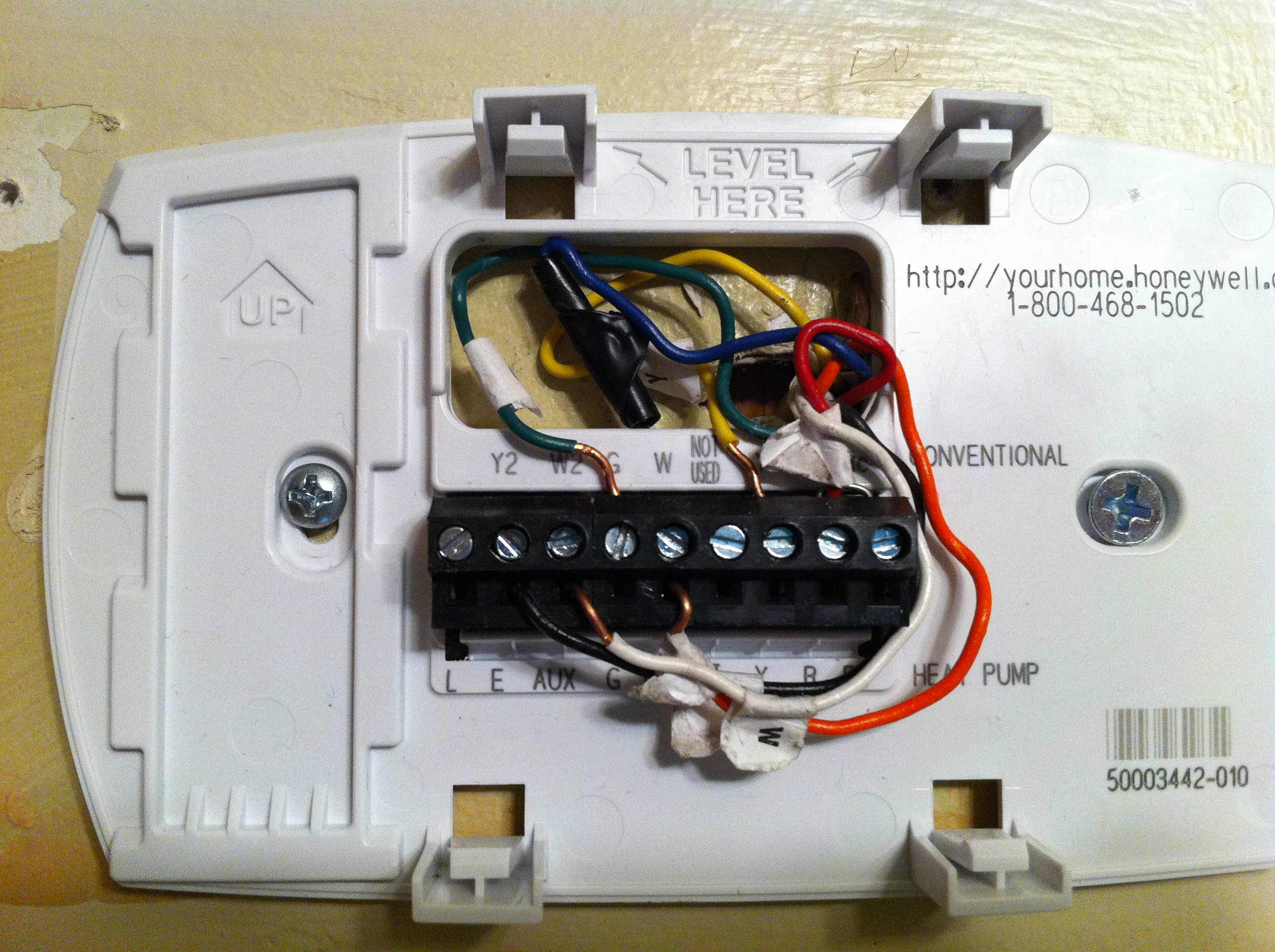 A4B02A Honeywell Thermostat T8411r Wiring Diagram | Wiring LibraryWiring Library