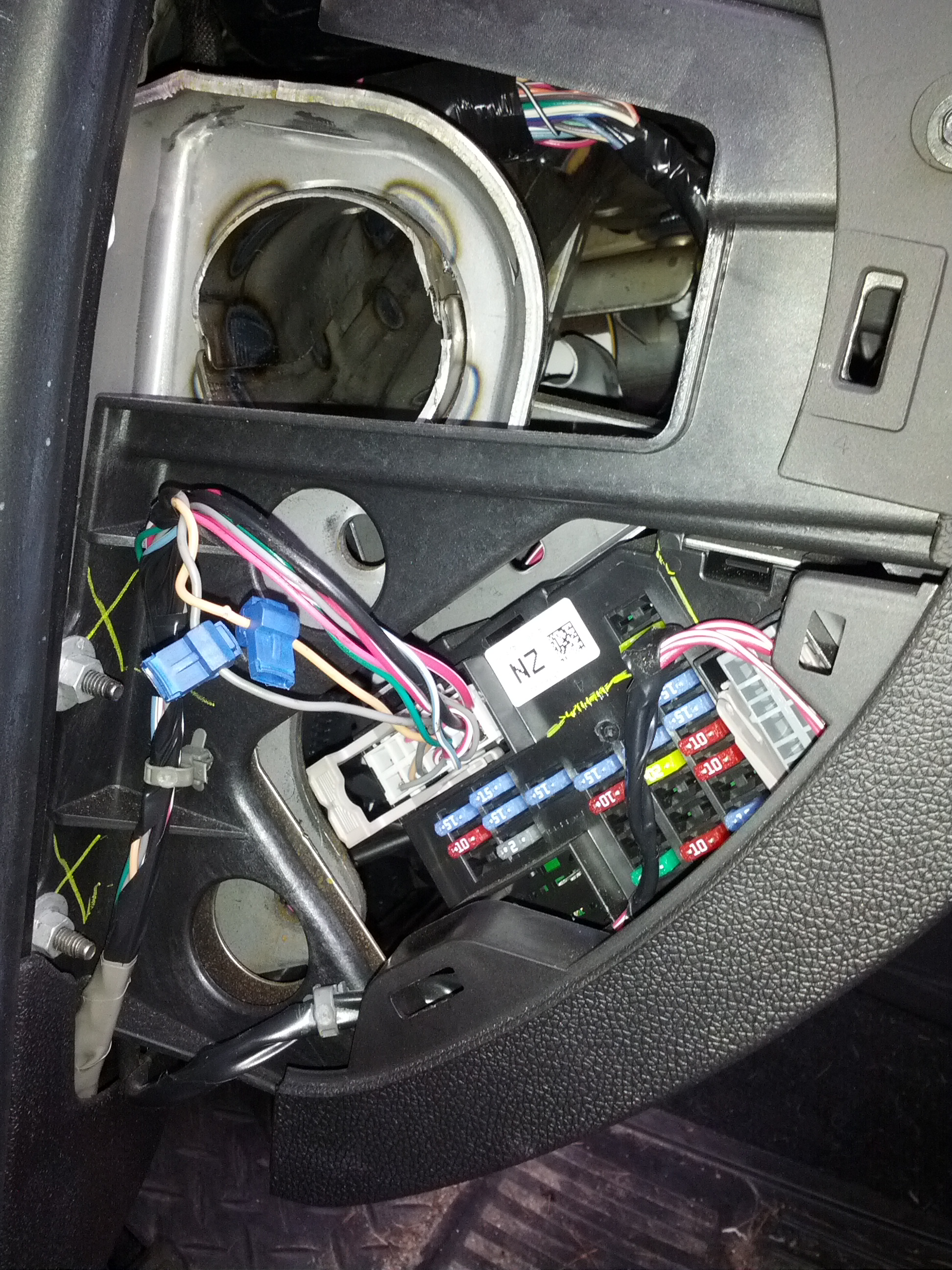 2012 Toyota Highlander Wiring Diagram Not Lossing Silverado Trailer 2001 Chevy Harness Radio