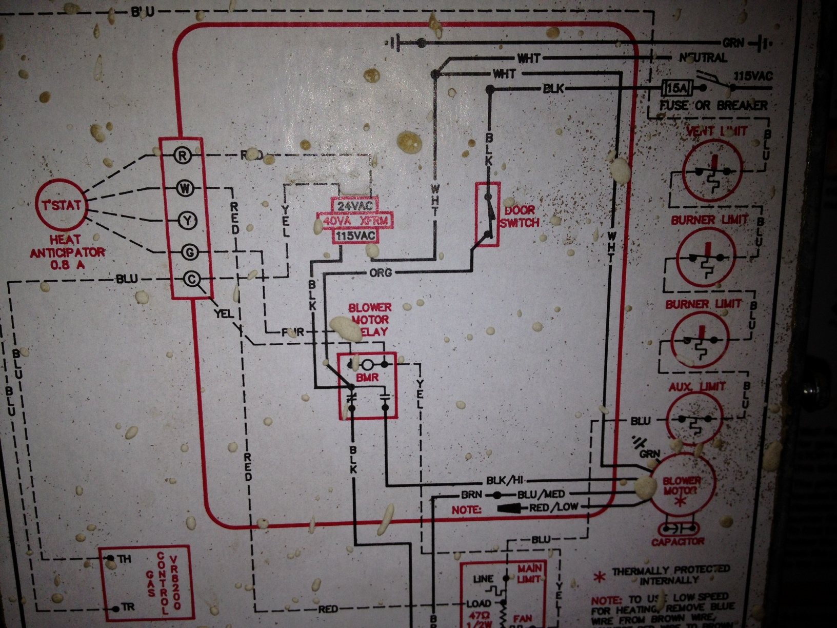 I Am Replacing A Honeywell Chronotherm Iii With A Honewell