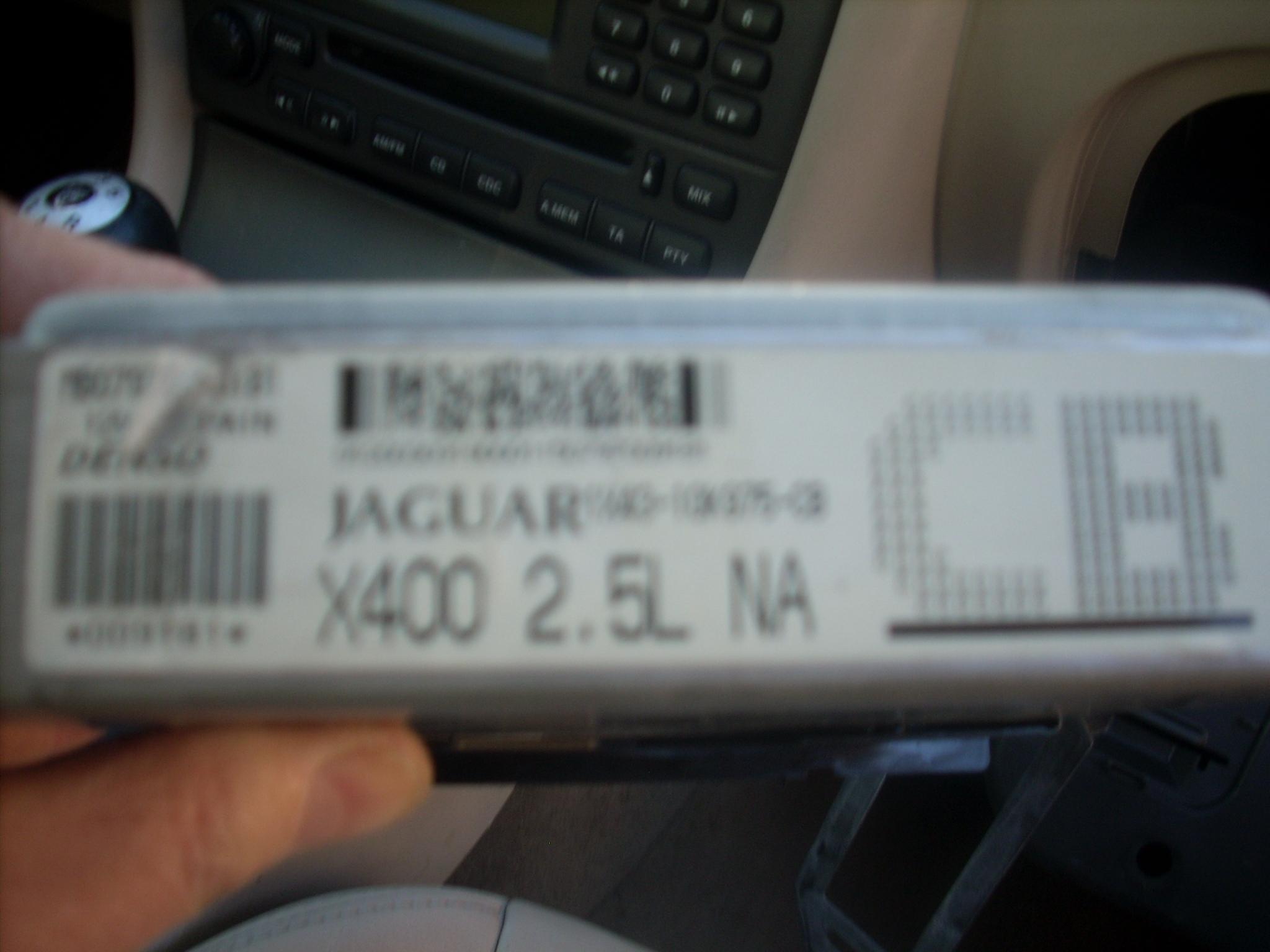 2003 Jaguar Xj8 Owners manual