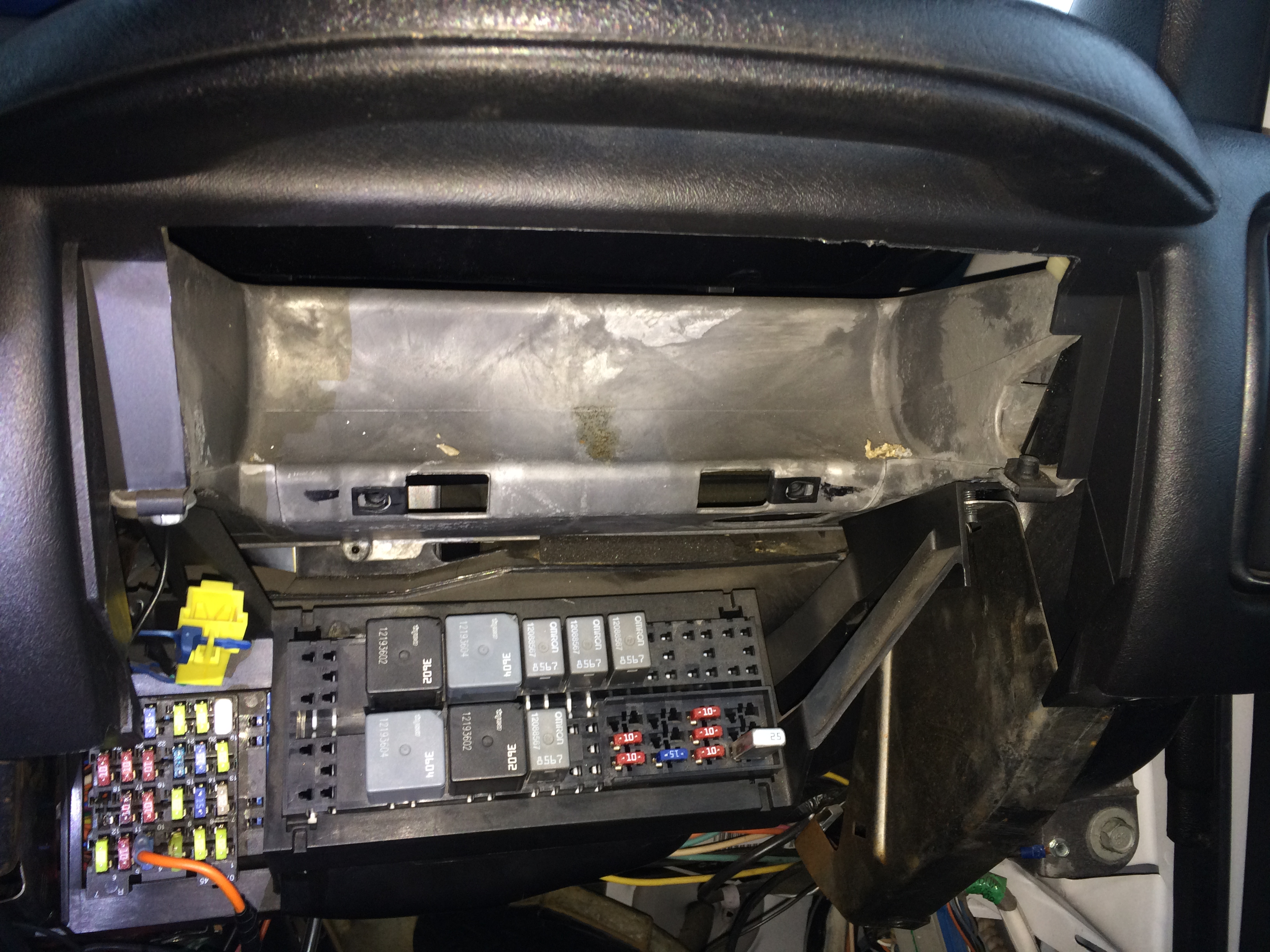 2006 Freightliner M2 Fuse Box Location