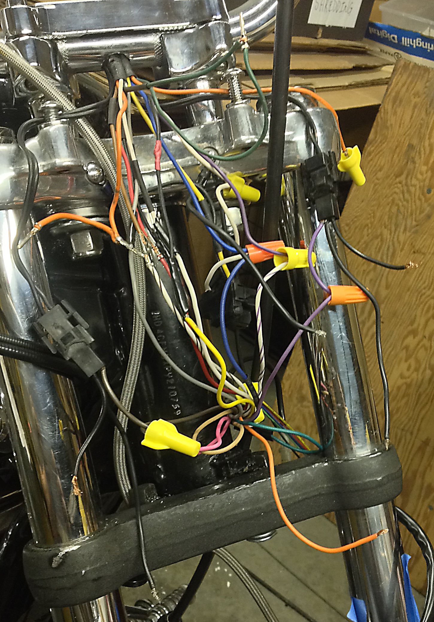 Maxresdefault in addition Img also D Pan Wiring Schematic Fl moreover D Coil Wiring Which Side Pink Wire P additionally D Dyna Power Tie In For Radio P. on harley sportster wiring diagram