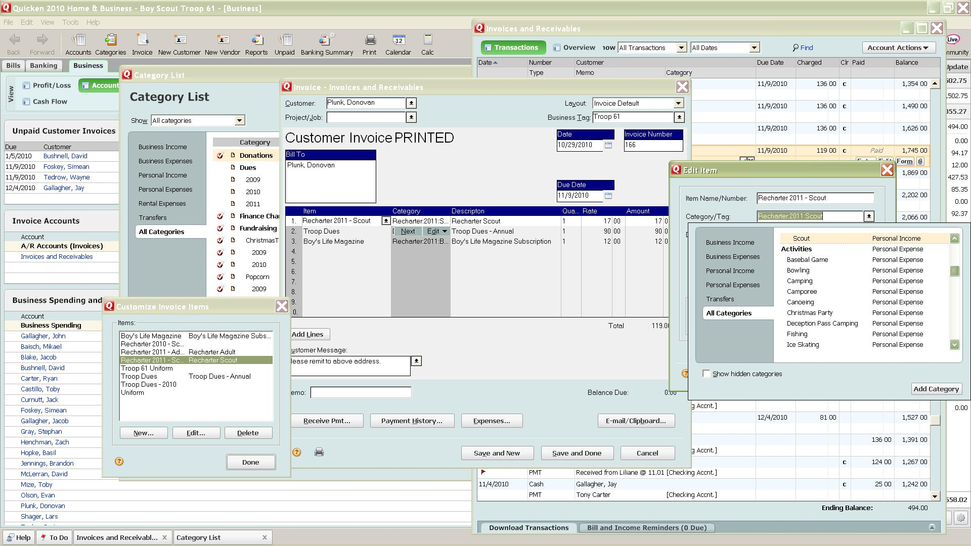 Intuit quicken 2010 home and business buy now