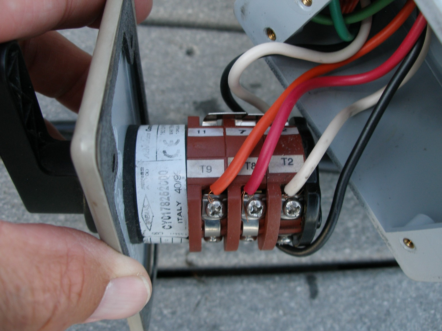 the motor on my boat lift quit. it was a ao smith motor, open bremis boat lift reversing switch wiring diagram motor reversing switch wiring diagram