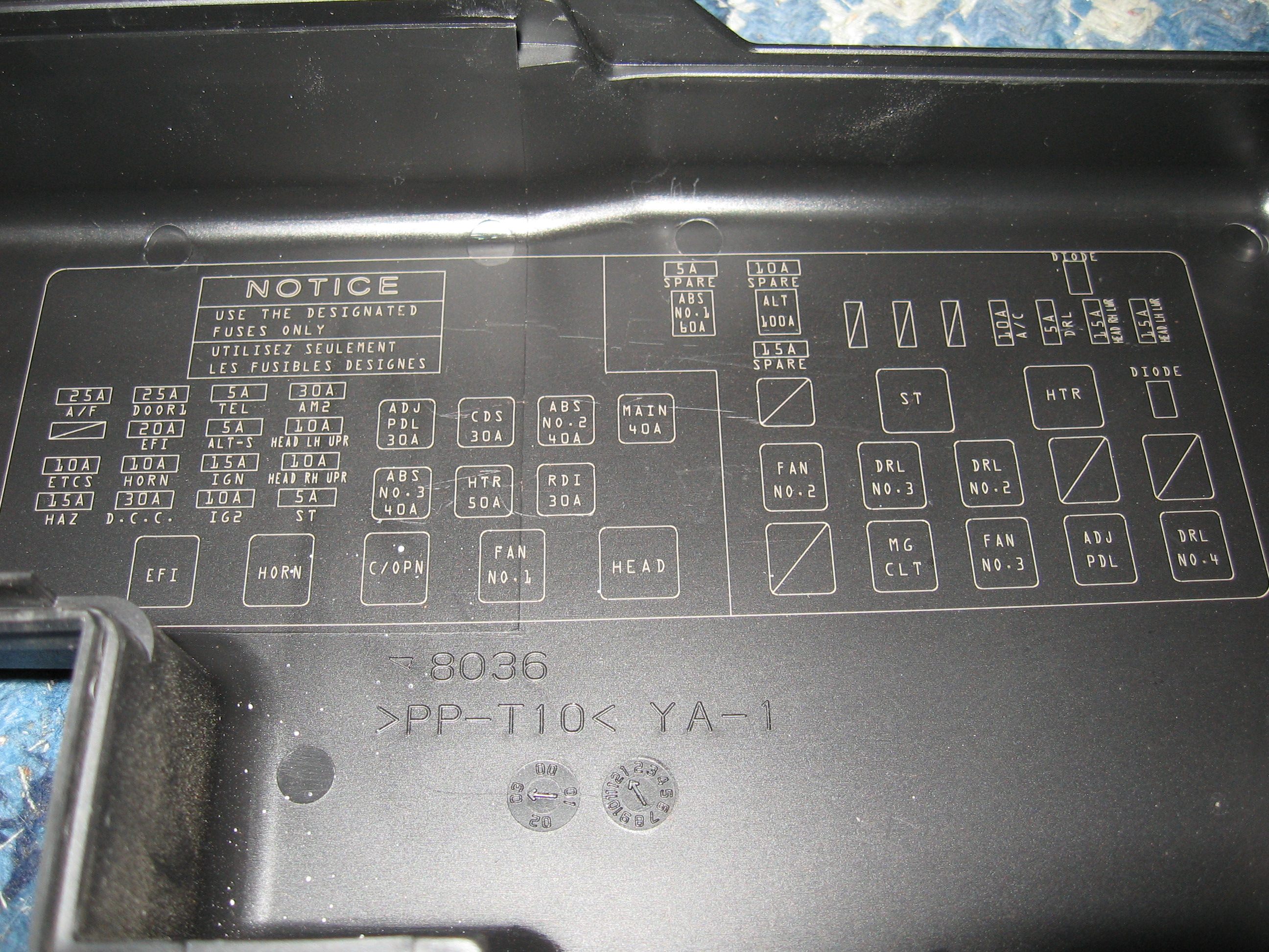 03 Sienna Fuse Box Great Design Of Wiring Diagram Toyota 2004 Get Free Image About Supply Air Graphics