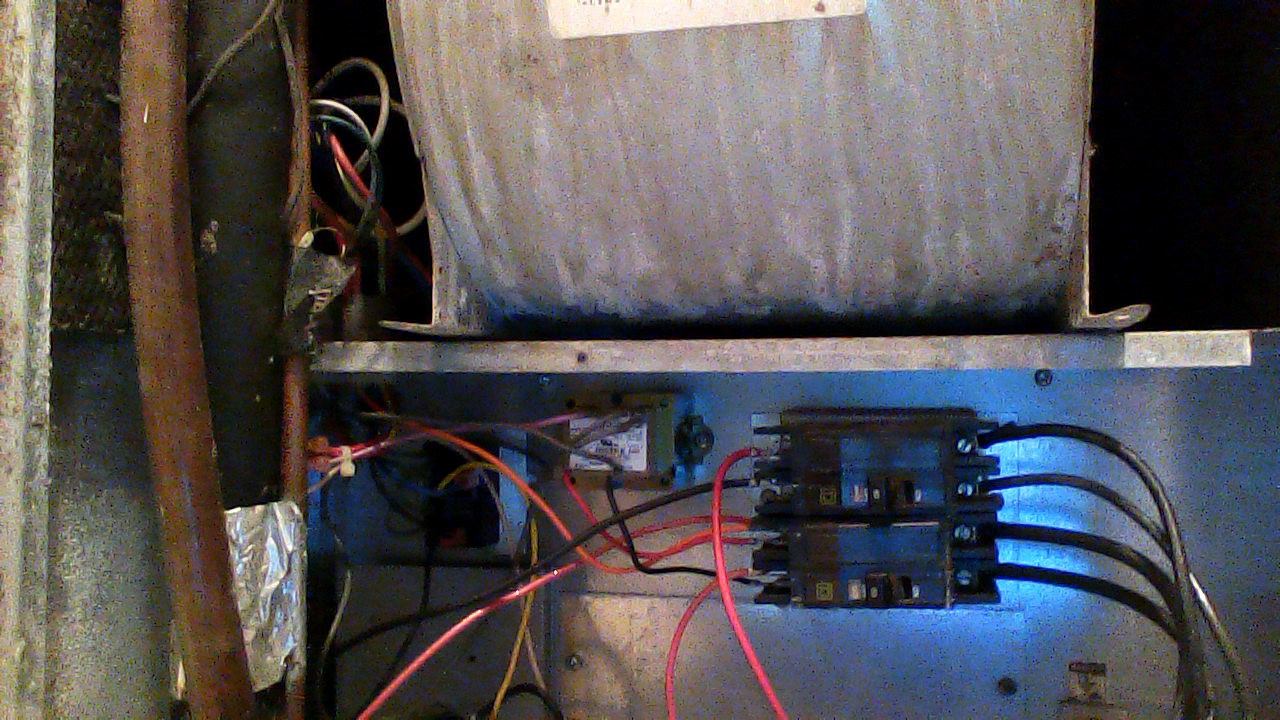 Have An Intertherm Nordyne E2eb023ha Electric Furnace My