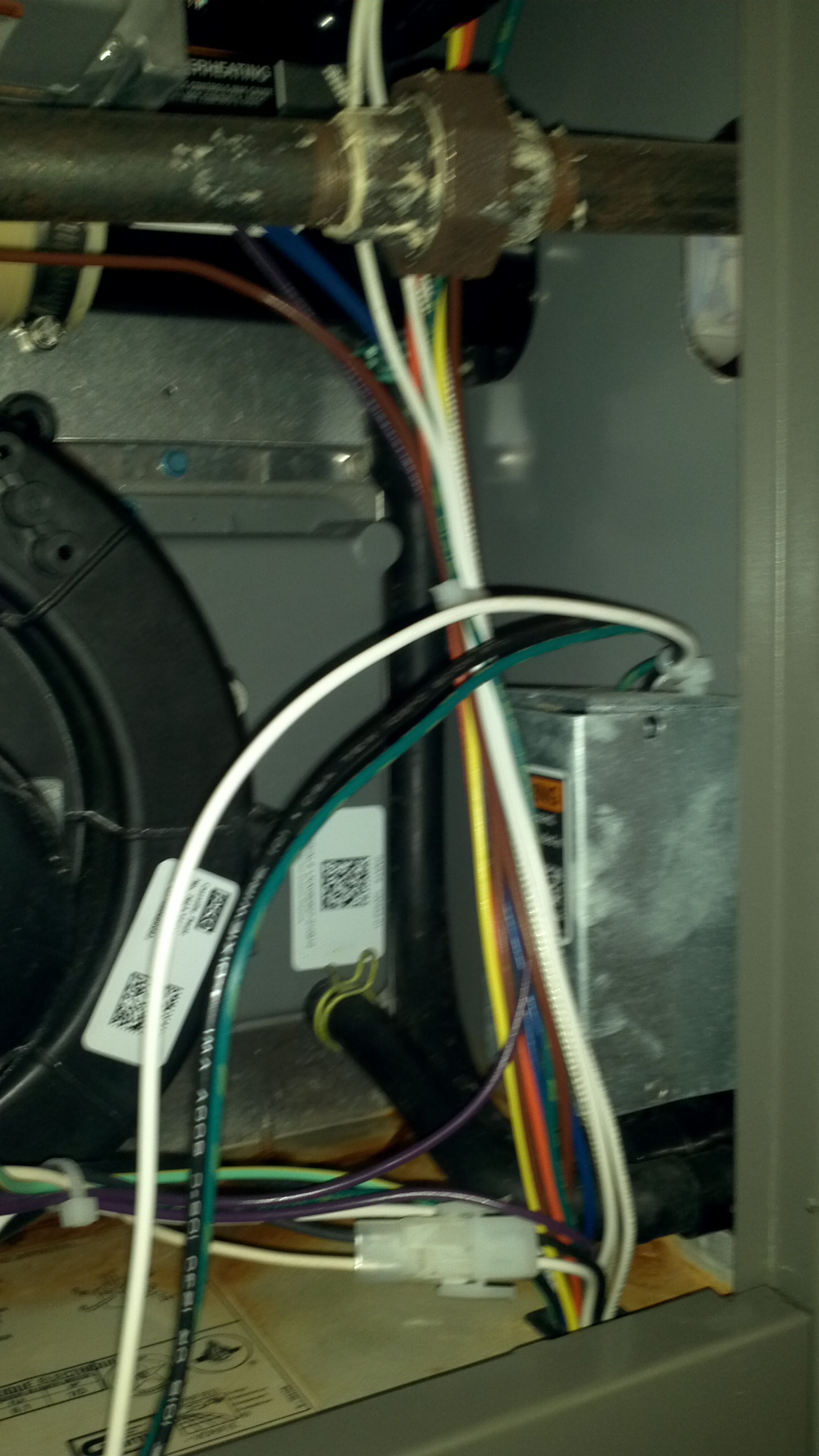 I Have A Lennox C33 36b 2f 4 Furnace And It Is Leaking Water