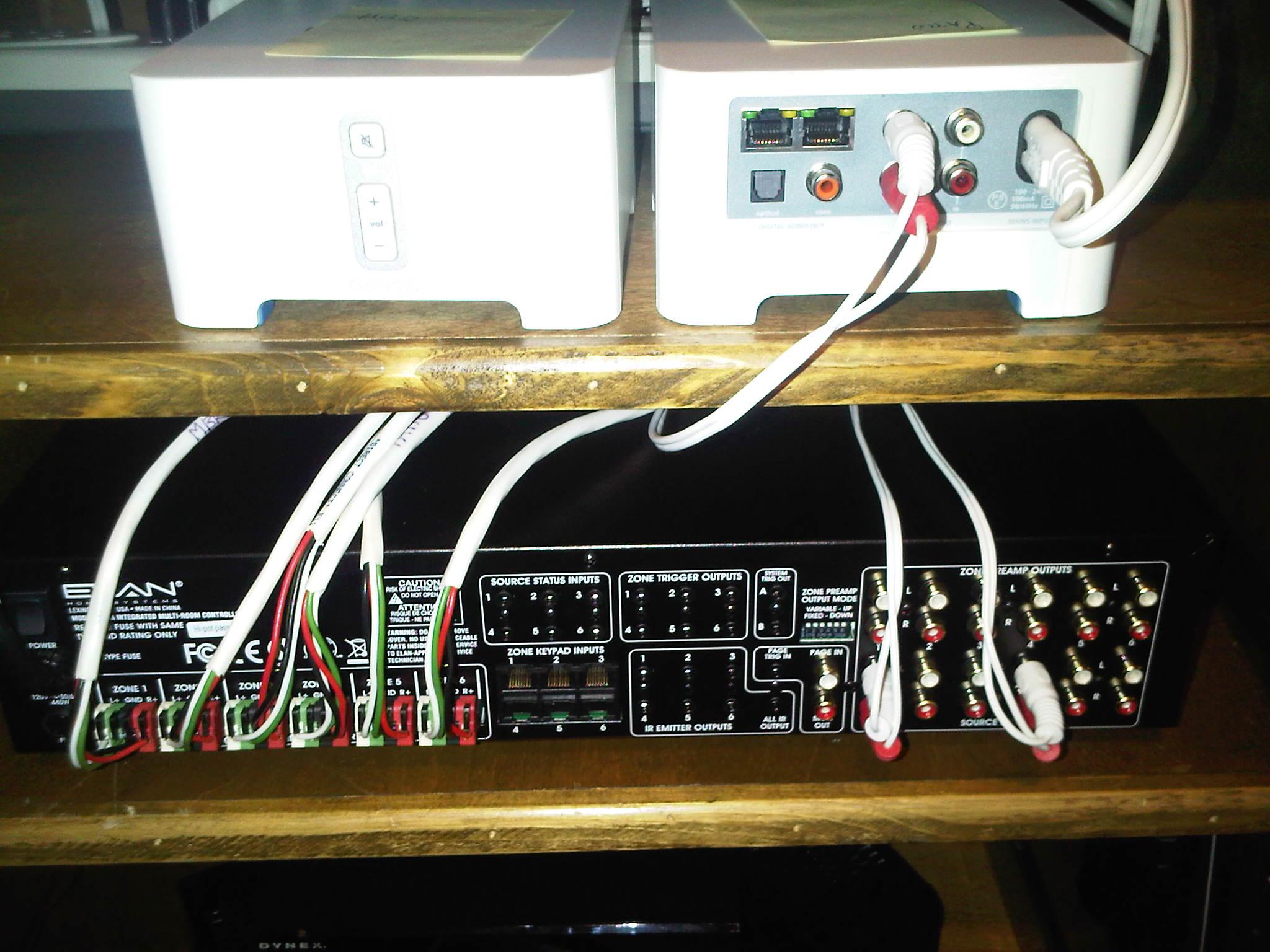 how do you program an elan s66a multi room controller i want. Black Bedroom Furniture Sets. Home Design Ideas
