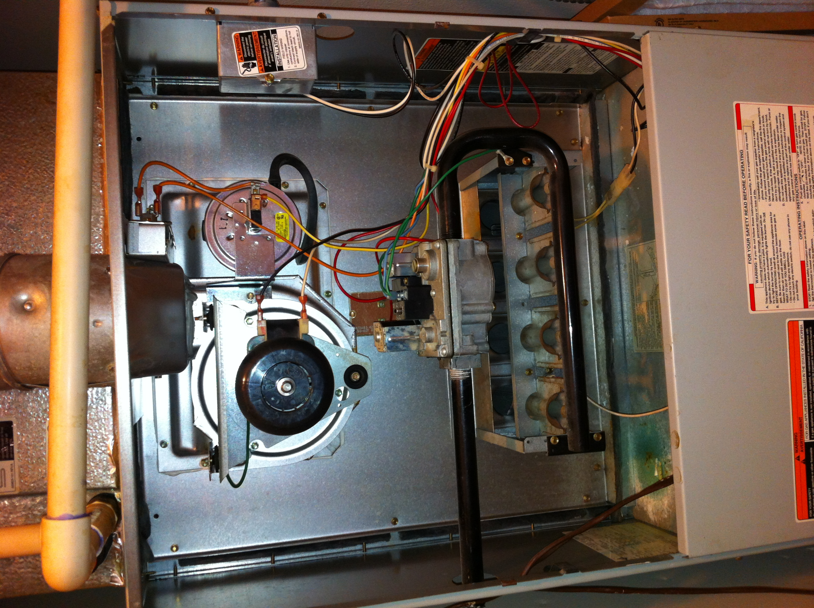 Goodman Furnace Limit Switch Troubleshooting Good Owner Guide Honeywell Fan Wiring Combination Enthusiast Bryant Gas Reset Location Flame Coleman