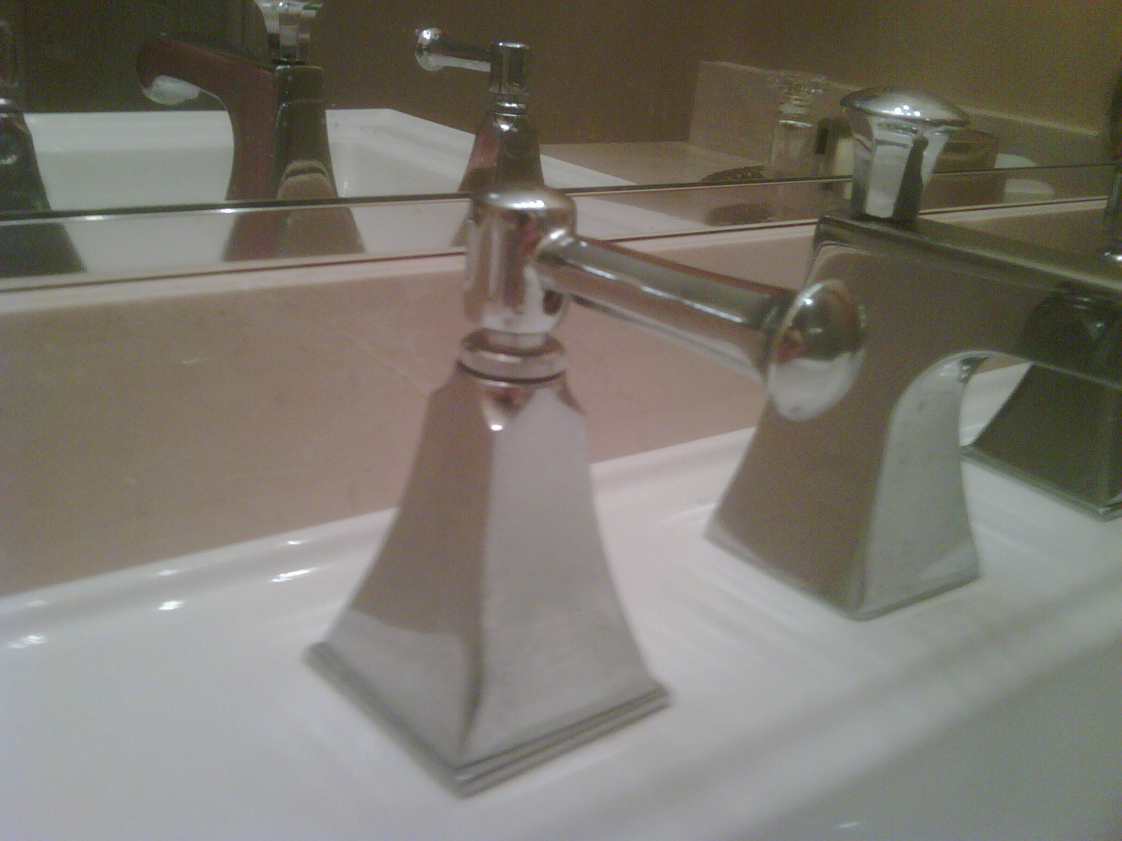remove bathroom sink how do you remove a kohler bathroom sink faucet handle 14159